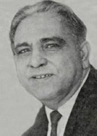 Prof. Rvdo. Domingo Marrero Navarro